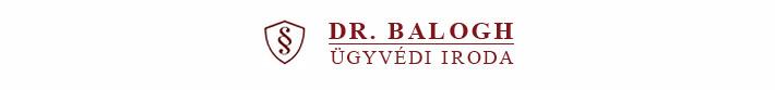 Dr. Balogh Ügyvédi Iroda